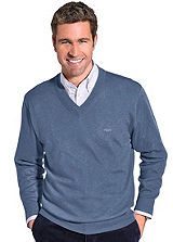 Fine Knit Merino Wool Jumper