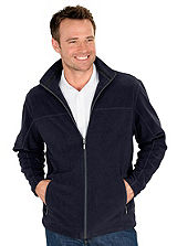 Fleece Zip Pocket Jacket