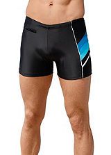 Naturana Side Stripe Swimming Trunks