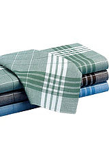 Pack of 12 Mens Handkerchiefs