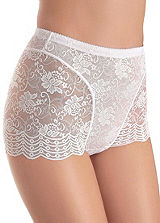 Pack of 2 Soft Lace Shorties