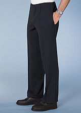 Soft Elasticated Leisure Trousers