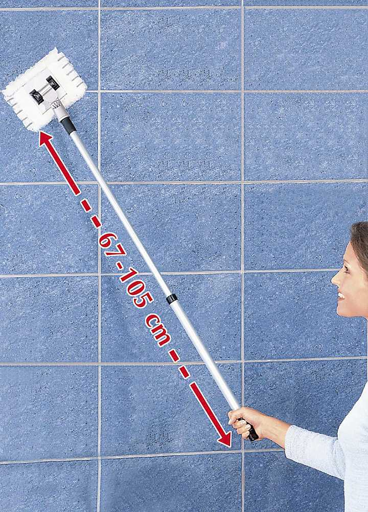 bathroom tiles cleaning brush with amazing image